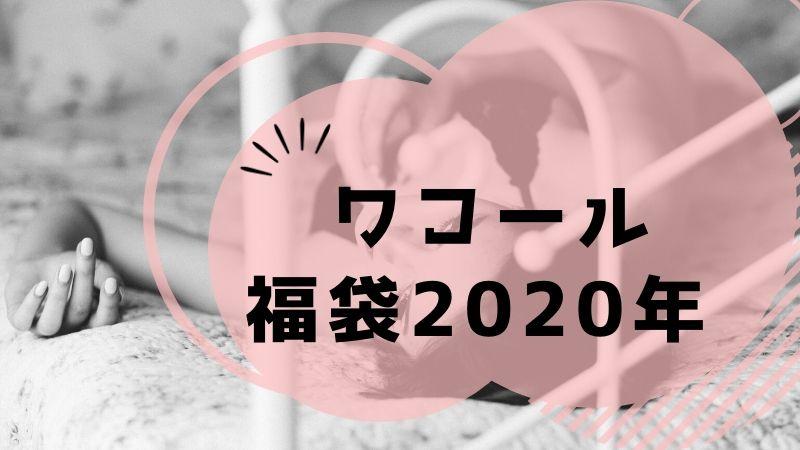 ワコール福袋2020年